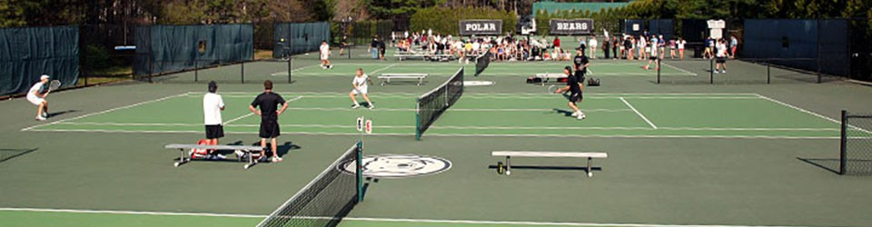 Bowdoin Club Tennis Team