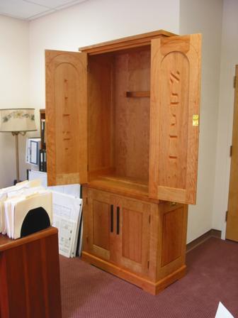 Bowdoin College Torah Ark (aron kodesh)